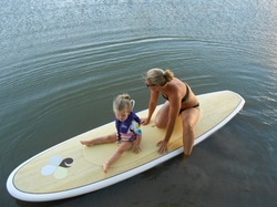 review Light Stand Up Paddleboard